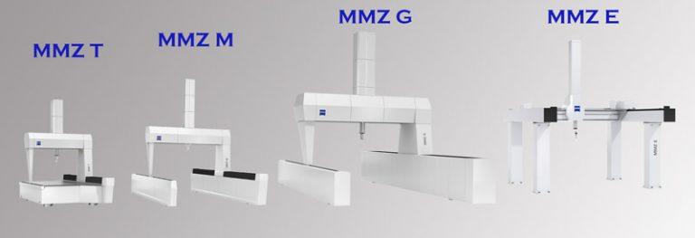 Machines de mesures 3D de grandes capacités ZEISS