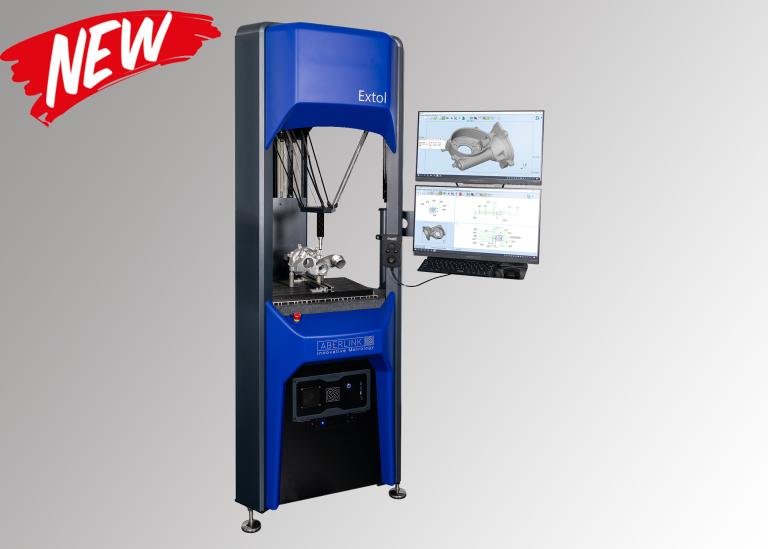 Station de mesurage 3D Aberlink Extol