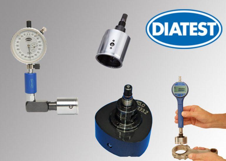 BMD tampon de mesure Diatest