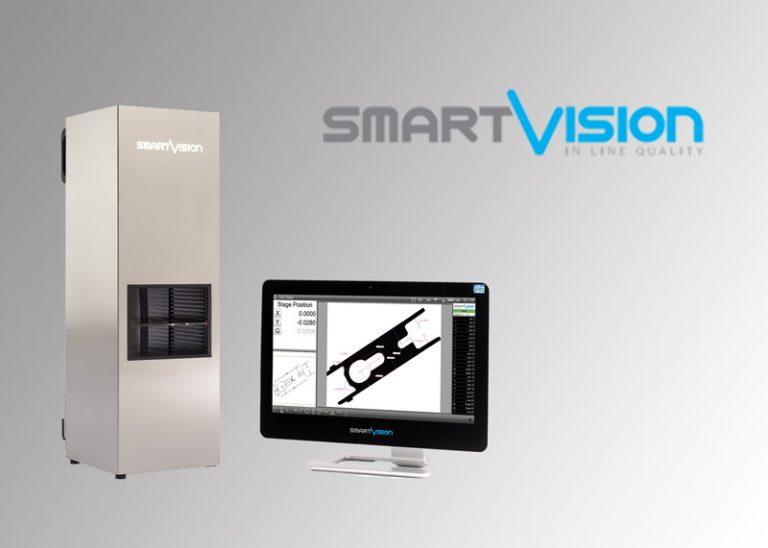 Machine de mesure optique de plein champ Smart Projector