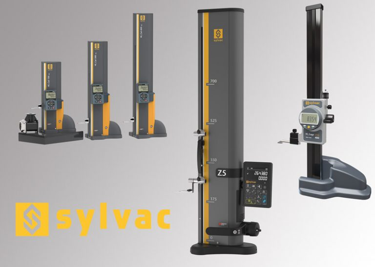 Colonne de mesure et de traçage Sylvac