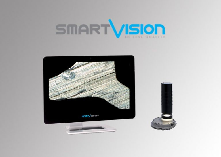 Microscope pour inspection et mesure Smart Vision