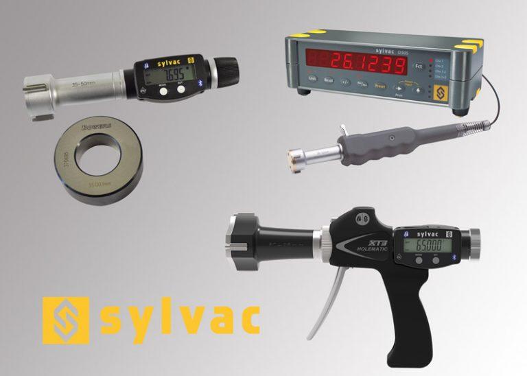 Instrument de mesure d'alésages Sylvac