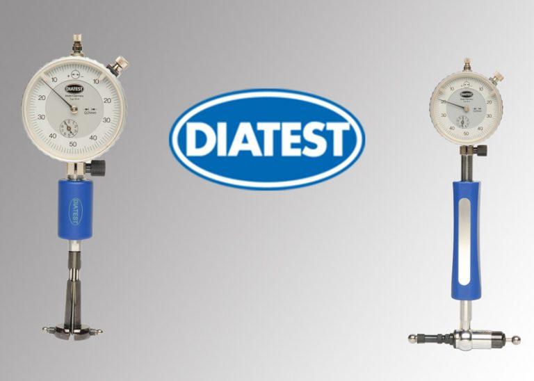 Instrument de mesure d'engrenages Diatest
