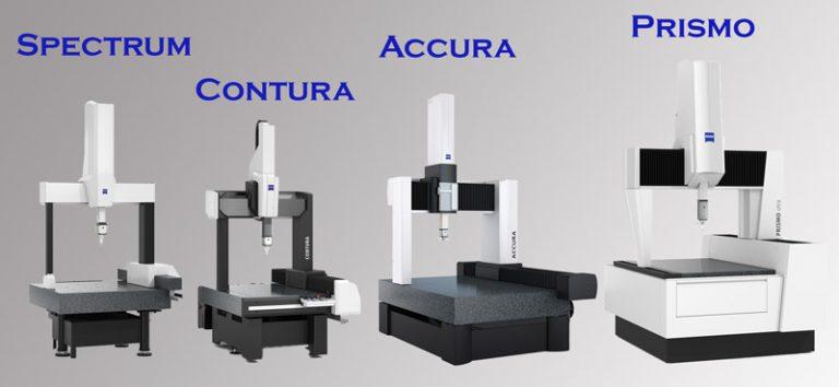 Machines de mesure 3D Zeiss à portique pour le contrôle qualité
