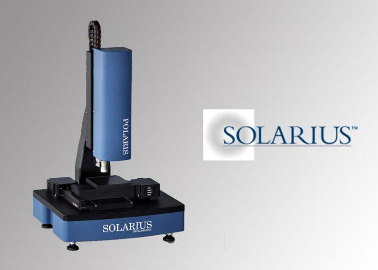 Machine de mesure de topographie de surface 3D Polaris