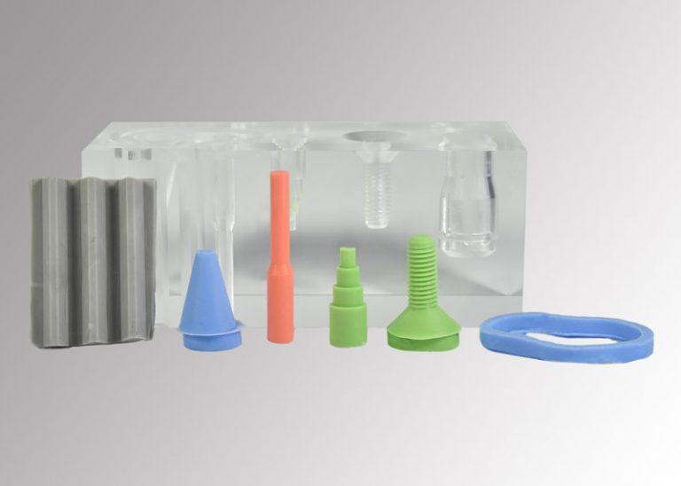 Composant de prise d'empreintes PLASTIFORM