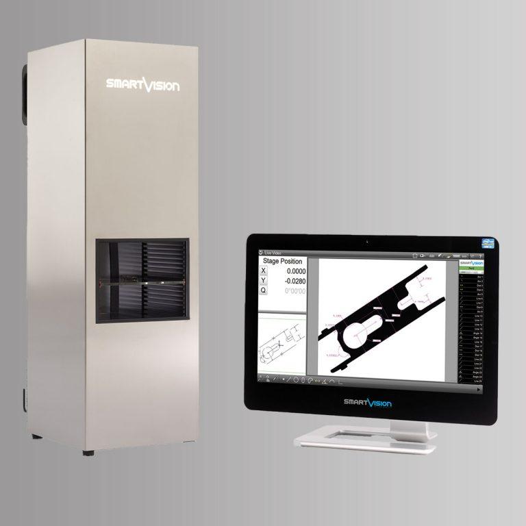 Machine de mesure optique de plein champ Smartvision