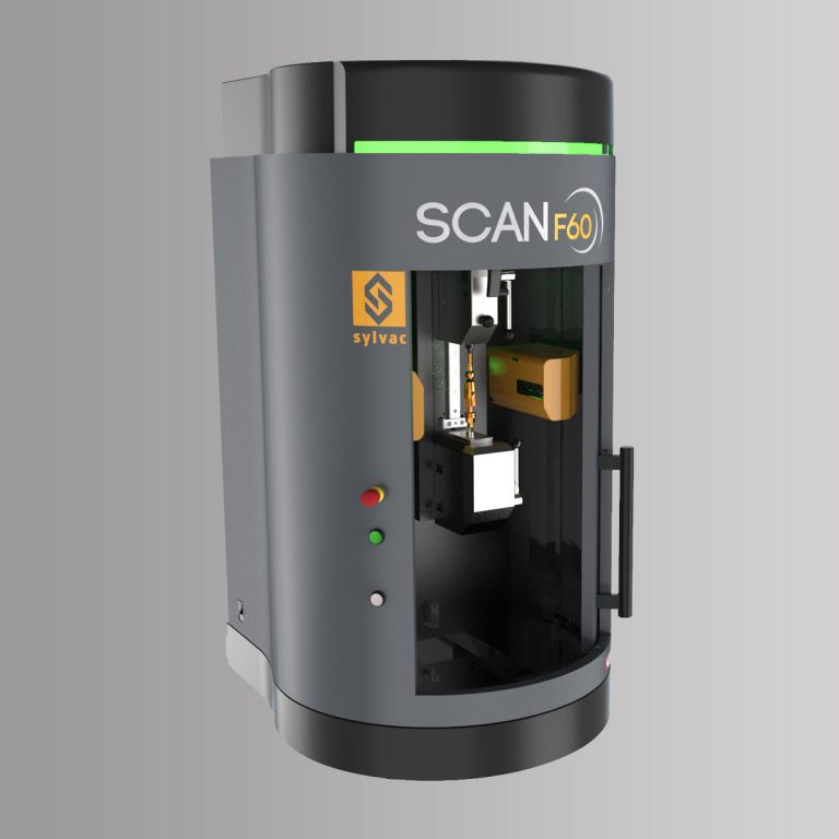 Machines optique Sylvac Scan F60