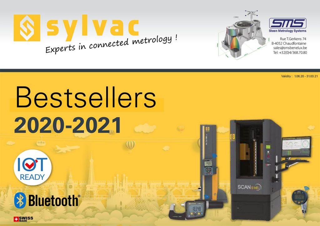 Sylvac Bestsellers 2020-2021